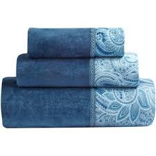 royal velvet 6 pc signature soft damask bath towel set
