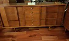 Johnson Carper Mid Century Dresser by Mid Century Credenza Ebay
