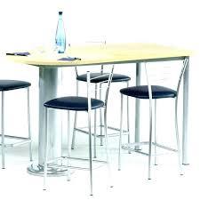 table de cuisine pas cher conforama table bar haute jaol me