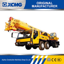 100 Truck Mounted Crane China XCMG Official Manufacturer Qy35K5 35ton
