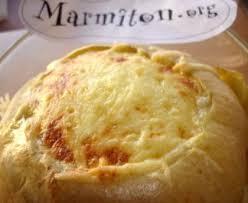 comment cuisiner un patisson blanc gratin de pâtisson recette de gratin de pâtisson marmiton