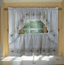 Primitive Curtains For Living Room by Kitchen Window Swag Curtains Kitchen Window Swag Curtains Window