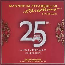 Mannheim Steamroller Halloween Album by Mannheim Steamroller Christmas 25th Anniversary Collection