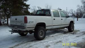 100 1998 Chevy Truck How Rare Is A Z71 Crew Cab Page 4 Chevrolet Forum