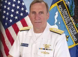 White House picks former Navy SEAL Admiral Joe Kernan to be Under