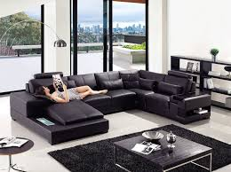 Black Leather Couch Living Room Ideas by Best 25 Leather Sectional Sofas Ideas On Pinterest Living Room