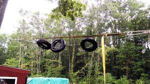 DIY HOW-TO INSTALL / TIGHTEN A ZIP LINE. EASY TRICK! - YouTube Backyard Zip Line Alien Flier 2016 X2 Kit Installation Youtube 25 Unique Line Backyard Ideas On Pinterest Zipline How To Construct A 5 Steps With Pictures Wikihow Diy Howto Install Tighten A Zip Line Easy Trick Build Without Trees Outdoor Goods Toy Homemade Summer Activity Play Cable Run For Your Dog Itructions Photos Make Zipline Or Flying Fox At Home Science Fun How To Make Your Own 100 Own