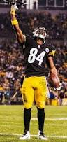 Pittsburgh Steelers Behind The Steel Curtain by Steelers Wr Antonio Brown Sets New Guinness World Record For One