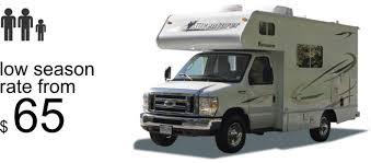 RV Rental Units Rent In Vancouver Abbotsford Calgary Edmonton
