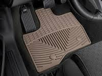 Laser Measured All Weather Floor Mats by 2011 2016 Ford Explorer Husky Liners Weatherbeater 3rd Row Floor