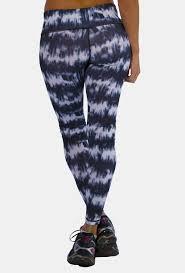 40 off on blue and white leggings for women