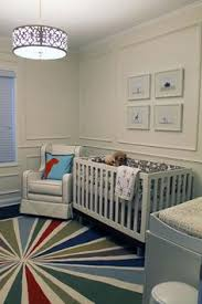Lucas Wren s Small Modern Nursery