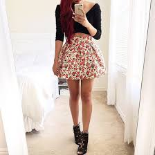 Tumblr Cute Outfits Skirt Pretty Style Fashion Outfit