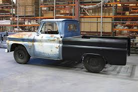 Bed Time - A New Fleetside Box For A 1964 Chevrolet C10 - Hot Rod ...