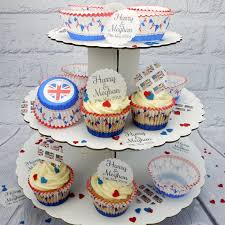 Patriotic Cake Decorations And Royal Occasions