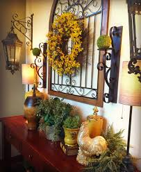 The Tuscan Home is a decorating blog that focuses on Tuscan Style