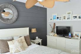 Installing Your Own Shiplap Can Be Super Easy This Is A Great