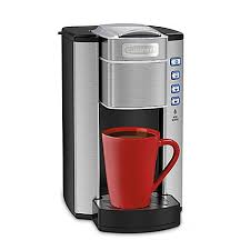 Cuisinartreg Compact Single Serve Coffee Maker