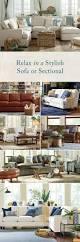 West Elm Tillary Sofa Slipcover by Best 25 Beach Style Sectional Sofas Ideas On Pinterest Living