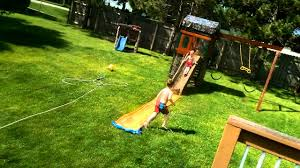 Backyard Water Slide Slip And Slide - YouTube More Accurate Names For The Slip N Slide Huffpost N Kicker Ramp Fun Youtube Triyaecom Huge Backyard Various Design Inspiration Shaving Cream And Lehigh Valley Family Just Shy Of A Y Pool Turned Slip Slide Backyard Racing With Giant 2010 Hd Free Images Villa Vacation Amusement Park Swimming 25 Unique Ideas On Pinterest In My Kids Cided To Set Up Rebrncom Crazy Backyard Slip Slide