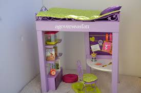 Setting Up American Girl Doll McKenna s Loft Bed