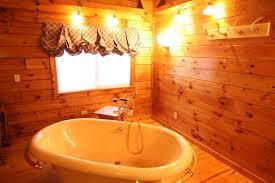 Rustic Style Bathrooms