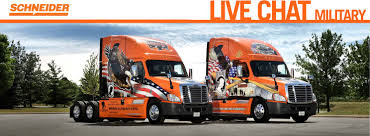 Live Military Driving Opportunities Chat Friday, April 11 At 2:00pm ... Schneider Truck Driving Jobs Best 2018 Entry Level Jobsluxury School Lifetime Trucking Job Placement Assistance For Your Career Cdl A National To Go Public In 2017 Image Kusaboshicom Posts Record 1q Profits Raises Forecast Year Driver Tanker Opportunities Youtube Profit Growth Strong At New Logo And Tractor Decals Close Up Ph Flickr Dicated