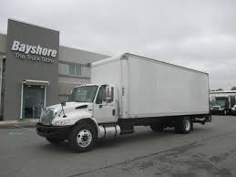 100 International Box Truck For Sale 2012 INTERNATIONAL 4000 SERIES 4300 BOX VAN TRUCK FOR SALE 4587