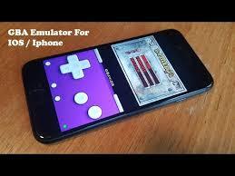 New Gameboy Advance GBA Emulator IOS 10 10 3 FREE NO Jailbreak