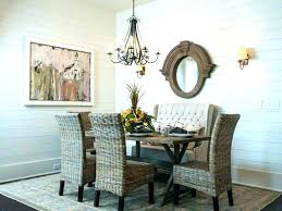 Settee Dining Set Room For Table With
