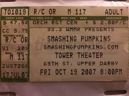 Smashing Pumpkins Chicago 2014 by Smashing Pumpkins U0027s Concert History Concert Archives