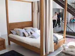 chambre baldaquin hai phong un lit à baldaquin pour une chambre nature par leblogbut