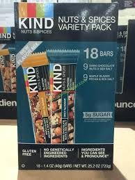 Kind Bars Costco Bar Nut Spice Variety Box Snack
