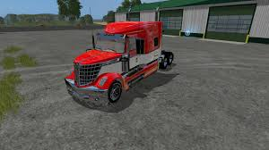 INTERNATIONAL LONESTAR V1.0 Trucks - Farming Simulator 2017 Mod / FS ...