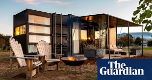 104 How To Build A Home From Shipping Containers Container S Tiny Houses Mbitious S Ustralian Lifestyle The Guardian