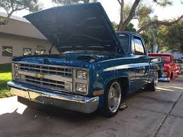 100 86 Chevy Truck Car Show Archives Davis GMC S