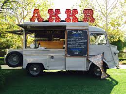 Marquee Letters Combined A Citroen Truck Create A Warm And Welcoming ...
