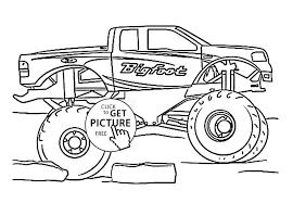100 Monster Truck Drawing Drawingkidsdownloadonubisaferhubisafeorgcollection
