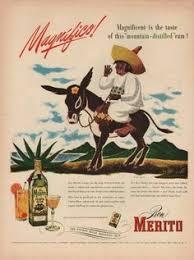 Vintage Ad Archive Halloween Hysteria by Mount Vernon 1937 Halloween Bourbon Booze Advertising