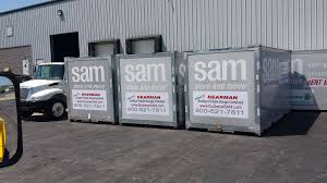 Portable Storage Containers - 16'x8'x8' | Dearman Moving