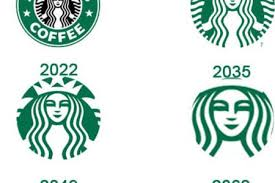 Branded In Memory Evolutoin Of The Starbucks Logos Brand New All Right Mr Schultz I M Ready For My Close Up Logo Before And After