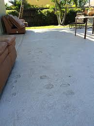 Cool Decking That Needs To Be Repainted Before Outdoor Tough Flooring
