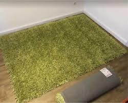 wohnzimmer teppich grün ebay kleinanzeigen