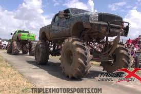 100 Truck Paddle Tires Video Big Bad S Go At It In This TugOWar Contest