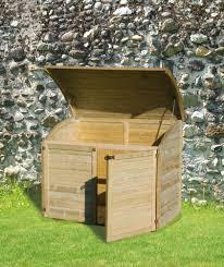 cuisine armoire coffre de jardin en bois l armoire rangement