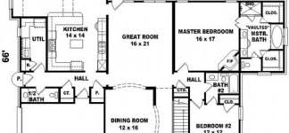 Spacious House Plans by Kitchen Stunning Modern Style Spacious House Plans With Pools