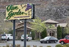Olive Garden Italian Restaurants Jobs