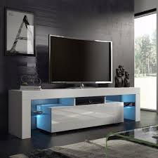 tv schrank mit led 130x 35 x 45cm nordisches modedesign home wohnzimmer tv schrank mittlere medienkonsole
