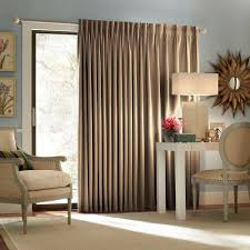 Patio Door Curtains For Traverse Rods by Eclipse Blackout Thermal Blackout Patio Door 84 In L Curtain