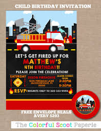Firefighter Birthday Invitation, Firefighter Birthday Party ... Bubble Blowing Fire Engine Truck Electric Toy Lights Sounds More Than 9 To 5my Life As Mom Noahs Firetruck Birthday Party Fire Truck Themed Ideas Home Design Fireman Invitation Template Diy Printable The Chop Haus Cake Fashion Firetruckparty2jpg 1600912 Pixels Party Ideas Pinterest Favors Baby Shower Decor Clipart With Free Printables